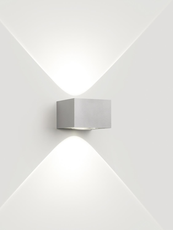 delta light vision out led wandleuchte au enleuchte. Black Bedroom Furniture Sets. Home Design Ideas