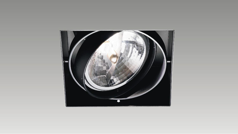 PURE No Frame 150 Einbaustrahler G53 1fach günstig kaufen - getlight.de