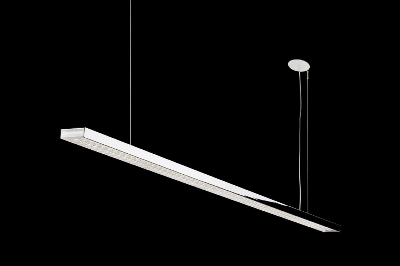 nimbus l 120 led pendelleuchte zur montage an abgeh ngter. Black Bedroom Furniture Sets. Home Design Ideas