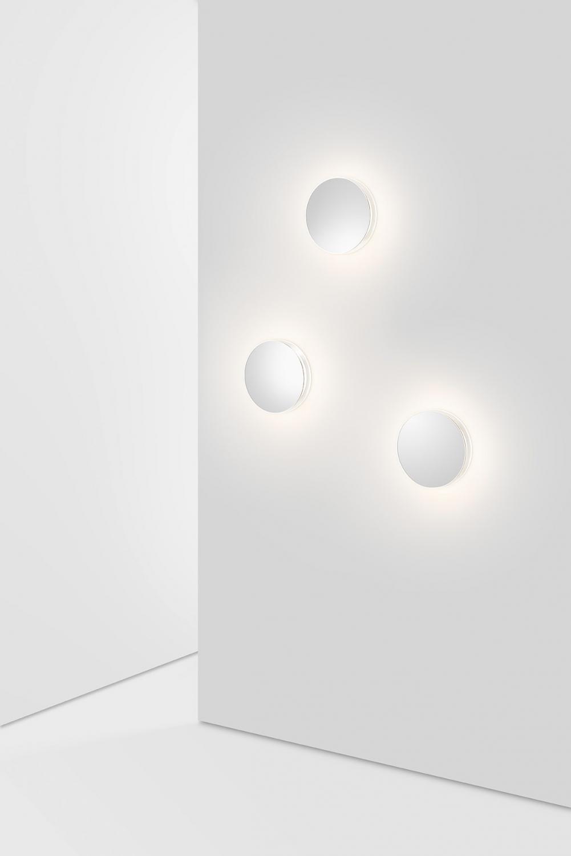 serien lid wall led front echtglas spiegel wandleuchte g nstig kaufen. Black Bedroom Furniture Sets. Home Design Ideas