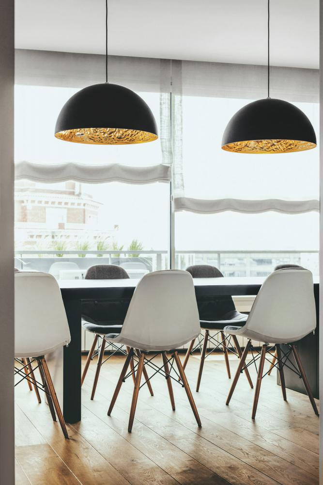 catellani smith stchu moon 02 led pendelleuchte g nstig. Black Bedroom Furniture Sets. Home Design Ideas