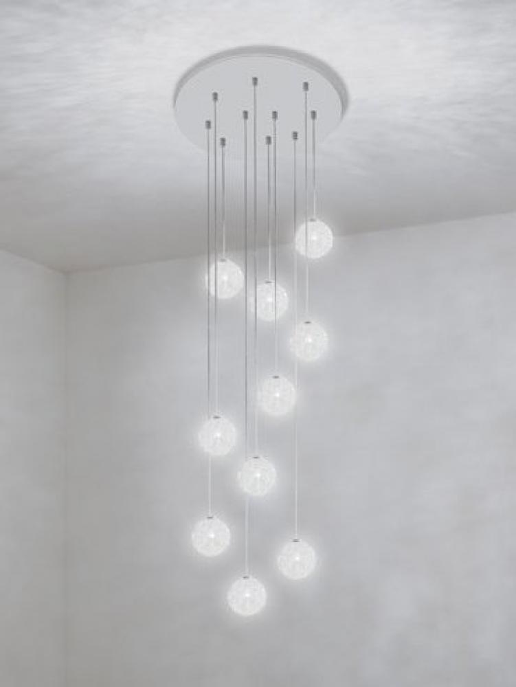 Catellani & Smith Sweet Light Chandelier Pendelleuchte Kronleuchter - Produktfoto
