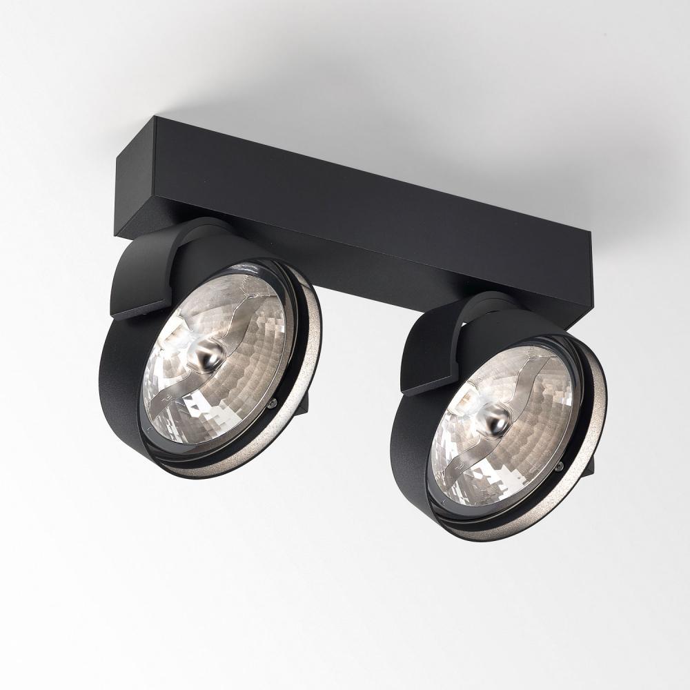 Delta Light Rand 211 DIM 8 LED Deckenleuchte Wandleuchte Strahler ...
