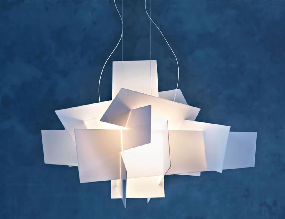 Foscarini Big Bang XL LED Pendelleuchte - Produktfoto