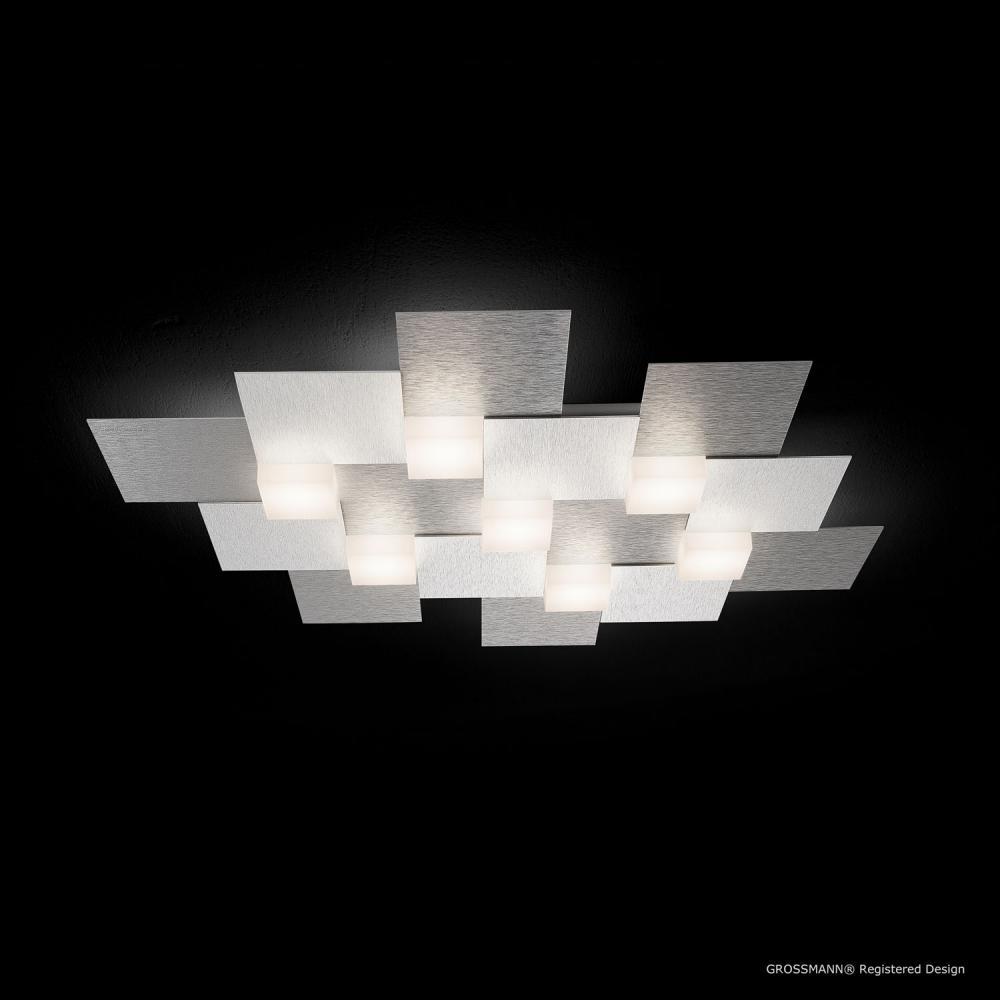 grossmann creo led deckenleuchte wandleuchte g nstig kaufen. Black Bedroom Furniture Sets. Home Design Ideas