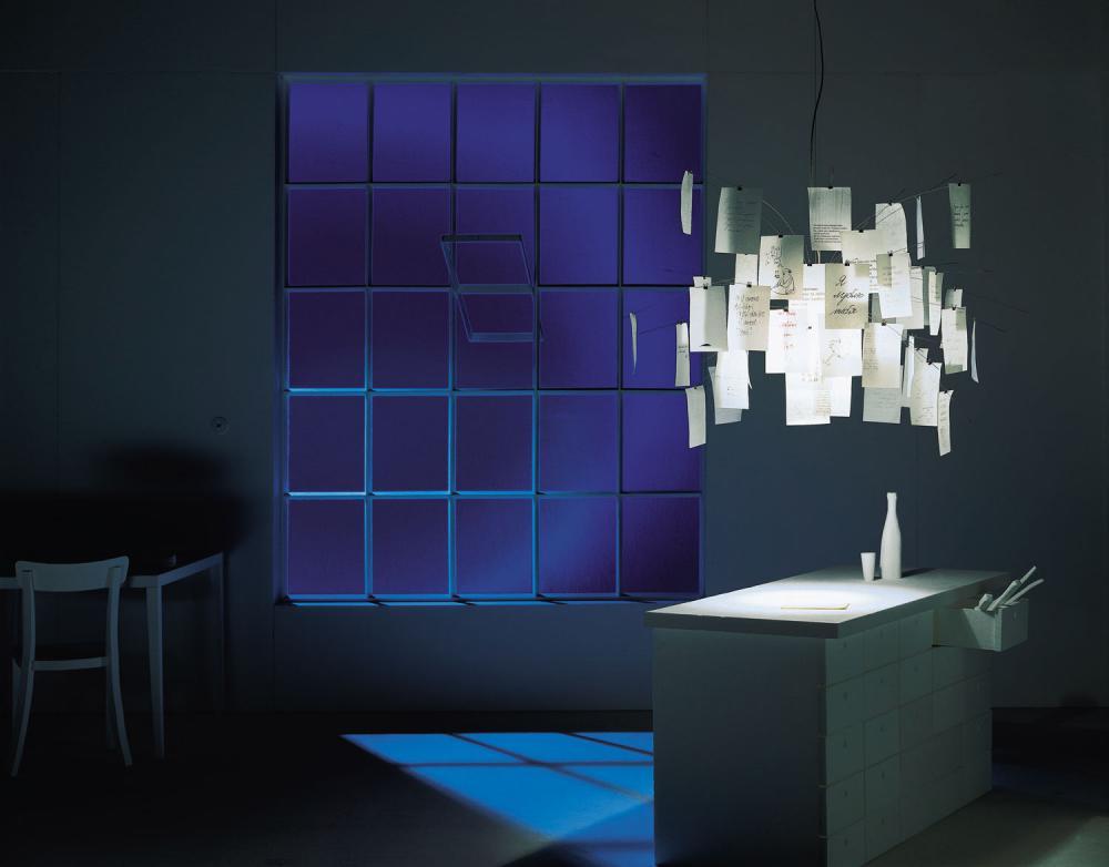 ingo maurer zettel 39 z 5 pendelleuchte g nstig kaufen. Black Bedroom Furniture Sets. Home Design Ideas