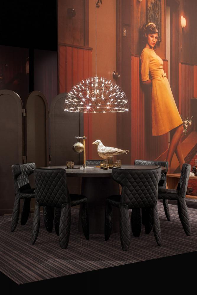 moooi raimond dome 79 led pendelleuchte g nstig kaufen. Black Bedroom Furniture Sets. Home Design Ideas