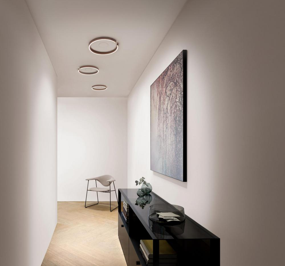 occhio mito soffitto 40 flat led deckenleuchte. Black Bedroom Furniture Sets. Home Design Ideas