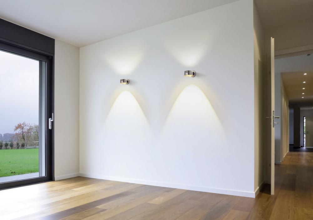 top light puk maxx wall led wandleuchte g nstig kaufen. Black Bedroom Furniture Sets. Home Design Ideas