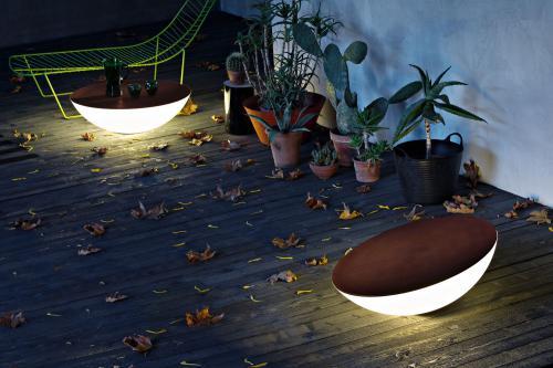 bodenleuchten f r au en online kaufen bei. Black Bedroom Furniture Sets. Home Design Ideas