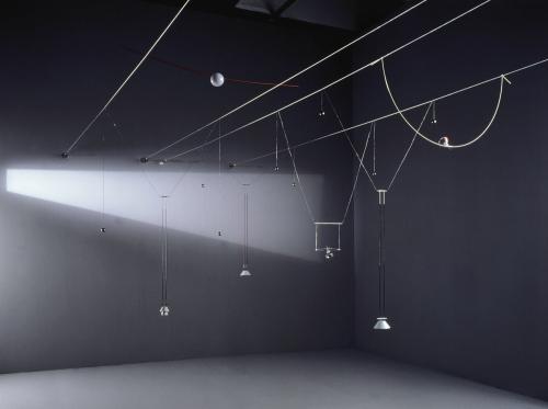 led seilsystem f r flexibles licht. Black Bedroom Furniture Sets. Home Design Ideas